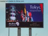 P10 SMD im Freien farbenreiche LED-Bildschirmanzeige für das Bekanntmachen