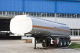 3axles 20-40t Kraftstoff-Tanker-Sattelschlepper für Verkauf