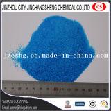 농업 사용 돌 구리 황산염 파랑 색깔