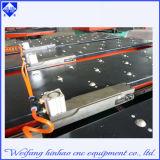 Einfache Locher-Presse-Blatt-Maschinerie für Bildschirm-Ineinander greifen