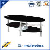 Mesas de centro do vidro Tempered, mesa de centro de vidro
