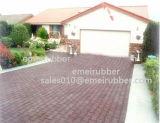 Durable и половой коврик гаража цвета резиновый с En1177