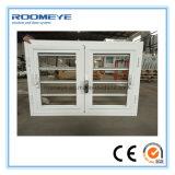 Roomeye Ws1-3 Series Aluminio Jalousie / Ventana del obturador Ventana del marco
