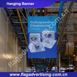 Hotsaleのカスタム屋内か屋外広告のハングの旗の印刷