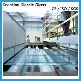 Vetro rivestito di vetro riflettente per costruzione