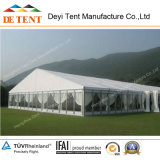 30m Width Wedding Marquee mit Glass Wall in Pakistan