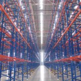 Tormento industrial de la paleta del metal del almacenaje del almacén de la venta superior