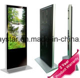 47 Zoll-heißer Verkauf USB-Fußboden-Standplatz LCD, der Kiosk bekanntmacht