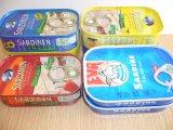 Peixes da sardinha no petróleo/sardinha enlatada/sardinha no petróleo