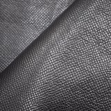 Klassische Entwurfs-alte Form einfaches geprägtes künstliches PU-Leder