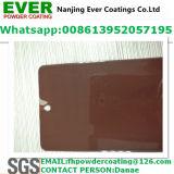 金属コーティングのためのRal8017粉のコーティングの平たい箱か質の粉のペンキ