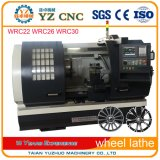 Wrc26 Horizonal Wheel Lathe Alloy Wheel Repair Equipment
