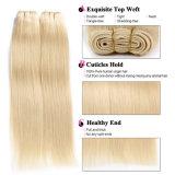 613のカラー100%人間のRemy毛の編む拡張