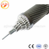 Aluminum Overhead Power Bare Conductor Greased AAAC Aluminum ACSR
