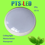 15W 20W 25W IP65 Waterproof a luz de teto do diodo emissor de luz do sensor de movimento