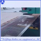 Металлопластинчатое давление пунша CNC платформы стальной плиты отверстия с обслуживания после продажи