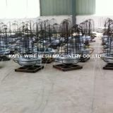 Geschweißte Maschendraht-Maschine für Ineinander greifen-Zaun