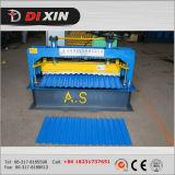 Rolo corrugado maquinaria da telha de telhado de Dixin que dá forma à máquina/telha que faz a máquina