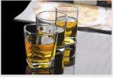 Taza de cristal de la taza para el vino, el licor, el alcohol, la bebida, el agua y la cerveza