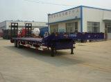 Della Cina dell'escavatore di trasporto di Gooseneck della base rimorchio basso semi