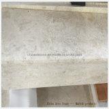 Mattonelle di marmo beige di ingegneria per la decorazione interna