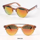 Óculos de sol novos de Clubmaster da forma com barras dobro