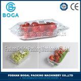 Flux complètement automatique de concombre de raccord en caoutchouc enveloppant la machine à emballer à Foshan