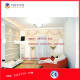Système sec électrique sans fil de rideau en Tyt pour le système domestique intelligent