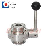 Санитарная клапан-бабочка нержавеющей стали (BLS)