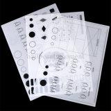 예술 못 아름다움 사례 빨 수 있는 매트 테이블 이동 공구 (M32)