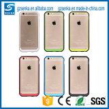 L'hybride transparent semblable de Supcase conçoivent la caisse en fonction du client de téléphone cellulaire pour l'iPhone 7 positif