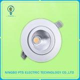 Venta caliente certificada Ce 30W LED Downlight, luz de la pista