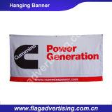 Polyester-Farben-Sublimation-Drucken-Gewebe-Markierungsfahnen-hängende Fahne