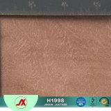 新しいデザイン、試供品ハンドバッグのための使用できるPU \ PVCパテント・レザー材料