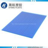 UV 코팅을%s 가진 고품질 구렁 폴리탄산염 플라스틱 장