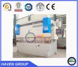 Máquina de dobra da placa de aço do freio da imprensa de WC67Y-125/3200 Hydraulic