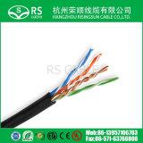 Câble LAN De réseau Cat5e UTP CCA avec le prix meilleur marché