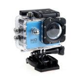 A8 più poco costoso 2 macchina fotografica di azione di sport dello schermo HD 1080P di pollice con un obiettivo da 120 gradi