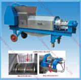 Máquina industrial do extrator do Juicer com parafusos dobro