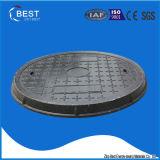 couvertures de trou d'homme légères BMC de fibre de verre ronde de 700mm