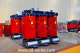 Transformateur d'alimentation sec de distribution pour le bloc d'alimentation de Chine