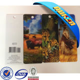 Высокое качество 3D Lenticular Bookmarks для Kid