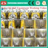 (FFB) оборудование извлечения масла плодоовощ ладони 2016 1t-20t/H