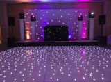 Popular Wedding Twinkle Star Effect LED Dance Floor Light
