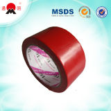 Ruban adhésif en caoutchouc de conduit coloré de tissu