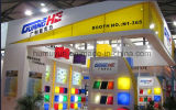 Qualität 3mm färbte Plexiglas-Form-Plastikacrylblatt