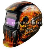 De beschermende Zonne Aangedreven Helm van het Lassen van de Douane van de Batman van de Macht Auto Verdonkerende