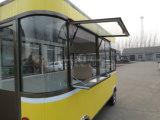 Сила батареи автомобиля трактира в Китае для варить обед и обед завтрака