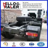 Cabezas del tractor del policía motorizado de Sinotruk HOWO 371HP 6X4 10 para la venta