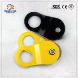 Fabrik-Preis-gestempelter Handkurbel-Riemenscheiben-Zugreifen-Block